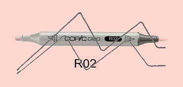 COPIC CIAO ROTULADOR FLESH R02