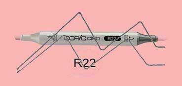 COPIC CIAO ROTULADOR LIGHT PRAWN R22