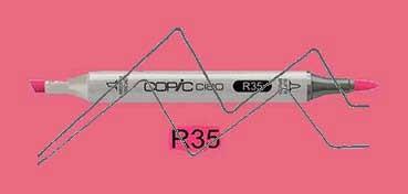 COPIC CIAO ROTULADOR CORAL R35