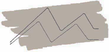 KURETAKE ZIG CARTOONIST KURECOLOR FINE & BRUSH FOR MANGA  -  ROTULADOR AL ALCOHOL DE 2 PUNTAS FINA - PINCEL WARM GRAY 5 Nº W  - 05