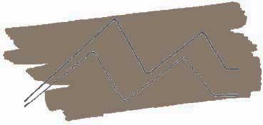 KURETAKE ZIG CARTOONIST KURECOLOR FINE & BRUSH FOR MANGA  -  ROTULADOR AL ALCOHOL DE 2 PUNTAS FINA - PINCEL WARM GRAY 9 Nº W  - 09