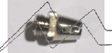 CABEZAL DE AIRE NEGRO 0.2 MM. 281 HANSA  H218765