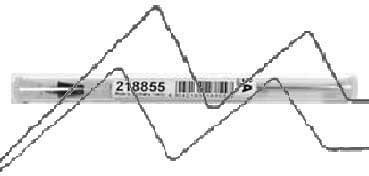 SET 0.2 MM. AGUJA, BOQUILLA Y CABEZAL DE AIRE NEGRO 281 HANSA  H218855