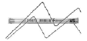 SET 0.4 MM. AGUJA, BOQUILLA Y CABEZAL DE AIRE NEGRO 281 HANSA  H218875