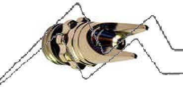 CABEZAL AIRE, 0.15 MM,0.2 MM NEGRO,PARA INFINITY  H126783