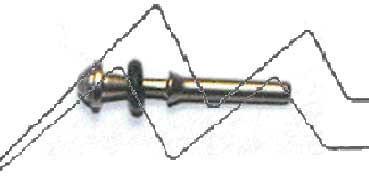 VÁLVULA (TIRANTE) HANSA 581 H123261
