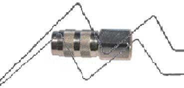 CONECTOR RÁPIDO, ND. 2,7 MM CON G 1/8 ROSCA HEMBRA HANSA H104453