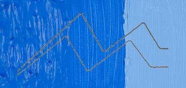 ACRÍLICO REEVES AZUL COBALTO TONO  (COBALT BLUE)  Nº 370