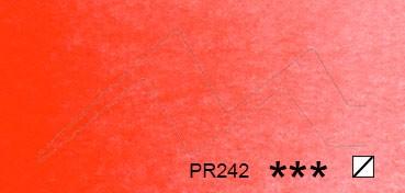 SCHMINCKE HORADAM ACUARELA ARTIST GODET COMPLETO ROJO GERANIO SERIE 3 Nº 341