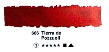 SCHMINCKE HORADAM ACUARELA ARTIST GODET COMPLETO DE POZZUOLI SERIE 1 Nº 666