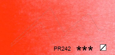 SCHMINCKE HORADAM TUBO DE ACUARELA ARTIST ROJO GERANIO SERIE 3 Nº 341