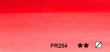 WINSOR & NEWTON ACUARELA ARTISTS TUBO ROJO WINSOR (WINSOR RED) SERIE 1 Nº 726
