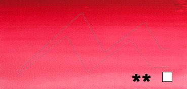 WINSOR & NEWTON ACUARELA ARTISTS TUBO CARMÍN PERMANENTE (PERM. CARMINE) SERIE 3 Nº 479