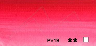 WINSOR & NEWTON ACUARELA ARTISTS TUBO ROSA PERMANENTE (PERM. ROSE) SERIE 3 Nº 502