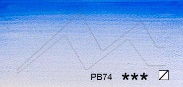 WINSOR & NEWTON ACUARELA ARTISTS TUBO AZUL COBALTO OSCURO (COBALT BLUE DEEP) SERIE 4 Nº 180