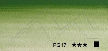 WINSOR & NEWTON ACUARELA ARTISTS TUBO VERDE ÓXIDO DE CROMO (OXIDE OF CHROIUM) SERIE 3 Nº 459