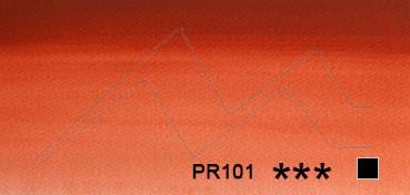 WINSOR & NEWTON ACUARELA ARTISTS TUBO ROJO VENECIANO (VENETIAN RED) SERIE 1 Nº 678