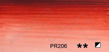 WINSOR & NEWTON ACUARELA ARTISTS TUBO PARDO GRANZA (BROWN MADDER) SERIE 1 Nº 056
