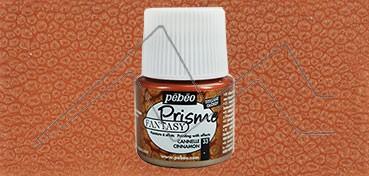 PÉBÉO FANTASY PRISME PINTURAS CON EFECTOS ALVEOLADOS CANELA Nº 33