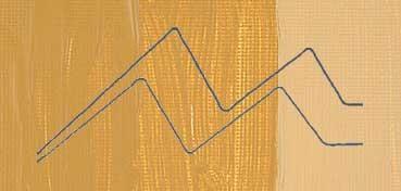 GOLDEN OPEN ACRÍLICO YELLOW OCHRE Nº 7407 SERIE 1