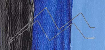 GOLDEN ACRÍLICO HEAVY BODY ANTHRAQUINONE BLUE (AZUL DE ANTRAQUINONA) Nº 1005 SERIE 7