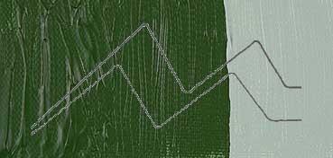 GOLDEN ACRÍLICO HEAVY BODY CHROMIUM OXIDE GREEN (VERDE OXIDO DE CROMO OSCURO) Nº 1061 SERIE 3