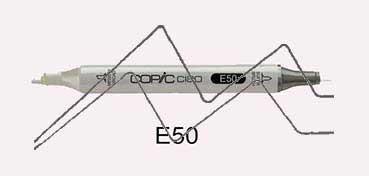 COPIC CIAO ROTULADOR EGG SHELL E50
