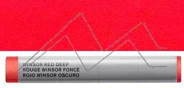 WINSOR & NEWTON BARRA DE ACUARELA ROJO WINSOR OSCURO - SERIE 1 - Nº 725