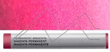 WINSOR & NEWTON BARRA DE ACUARELA MAGENTA PERMANENTE - SERIE 3 - Nº 489