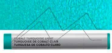 WINSOR & NEWTON BARRA DE ACUARELA TURQUESA DE COBALTO CLARO - SERIE 4 - Nº 191