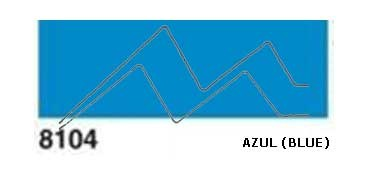 JAVANA PINTURA PARA SEDA AZUL (BLUE) RFA.K8104