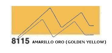 JAVANA PINTURA PARA SEDA AMARILLO ORO (GOLDEN YELLOW) RFA.K8115