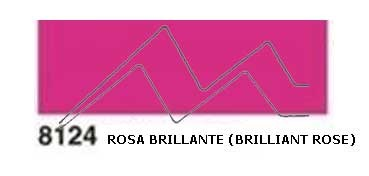 JAVANA PINTURA PARA SEDA ROSA BRILLANTE (BRILLIANT ROSE) RFA.K8124
