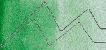 OLD HOLLAND ACUARELA CLÁSICA VERDE DE CADMIO OSCURO (CADMIUM GREEN DEEP) Nº 045 SERIE 4