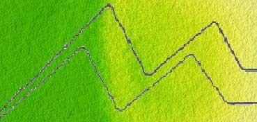 OLD HOLLAND ACUARELA CLÁSICA VERDE AMARILLO OLD HOLLAND (OLD HOLLAND YELLOW GREEN) Nº 283 SERIE 2