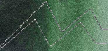 OLD HOLLAND ACUARELA CLÁSICA LACA VERDE HOOKER CLARO EXTRA (HOOKERS GREEN LAKE LIGHT EXTRA) Nº 304 SERIE 3