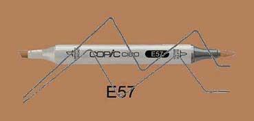 COPIC CIAO ROTULADOR LIGHT WALNUT E57