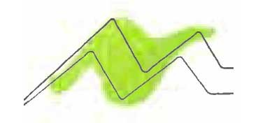 TULIP 3D PAINT VERDE PISTACHO / SLICK PISTACHIO GREEN