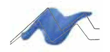 TULIP 3D PAINT AZUL PERLADO / PEARL BLUE