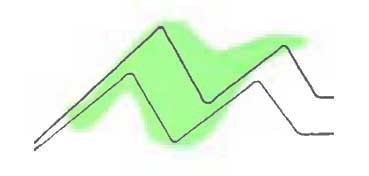 TULIP 3D PAINT VERDE / GLOW GREEN