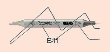 COPIC CIAO ROTULADOR BARELEY BEIGE E11