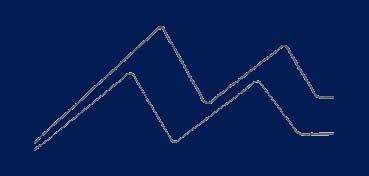 DALER-ROWNEY CARTÓN PASSE-PARTOUT ALMA BLANCA 1,4 MM - TWILIGHT BLUE Nº 082