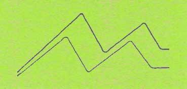 DALER-ROWNEY CARTÓN PASSE-PARTOUT ALMA BLANCA 1,4 MM - LIME MURANO Nº 614