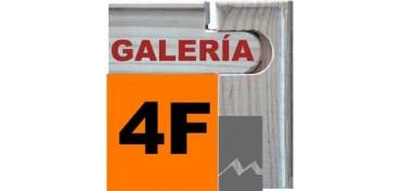 BASTIDOR GALERÍA 3D (ANCHO DE LISTON 46 X 32) 33 X 24 4F