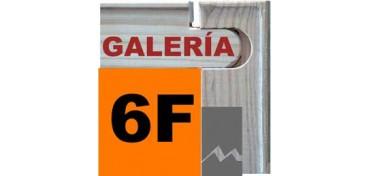 BASTIDOR GALERÍA 3D (ANCHO DE LISTON 46 X 32) 41 X 33 6F