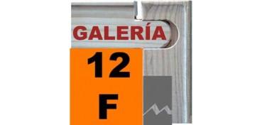 BASTIDOR GALERÍA 3D (ANCHO DE LISTON 46 X 32) 61 X 50 12F