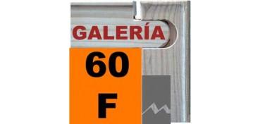 BASTIDOR GALERÍA 3D (ANCHO DE LISTON 46 X 32) 130 X 97 60F