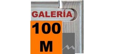 BASTIDOR GALERÍA 3D (ANCHO DE LISTON 46 X 32) 162 X 97 100M