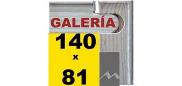 BASTIDOR GALERÍA 3D (ANCHO DE LISTON 46 X 32) 140 X 81