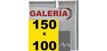 BASTIDOR GALERÍA 3D (ANCHO DE LISTON 46 X 32) 150 X 100